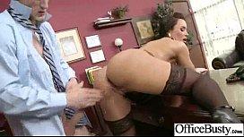 Big Tits Office Girl lisa ann Get Hardcore Sex Action clip
