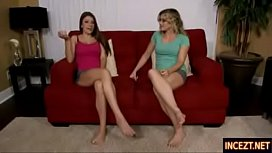 Dillion Carter in Step Mom And Step Daughter Hypnotized