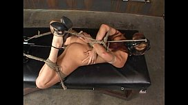 Satine Phoenix Perfect Slave &quotHogtied and Fucked&quot