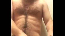 Str8 Bear Cub Busts a creamy nut
