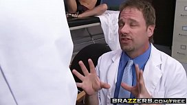 Brazzers - Doctor Adventures - Late Night With Dr. Fucky scene starring Helly Mae Hellfire and Johnn