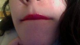 Lipstick sexy