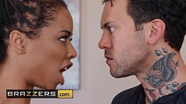 (Demi Sutra, Kira Noir, Small Hands) - Strap - On Strap Off - Brazzers