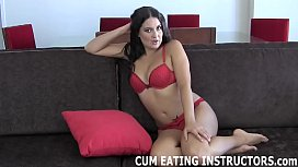You can cum if you promise to eat it CEI