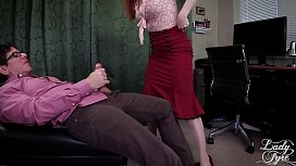 Sexy Boss Convinces You to Cheat! Lady Fyre Femdom Homewrecker xxx video
