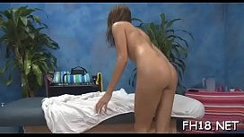 Babe performs fellatio and gets banged in doggy style