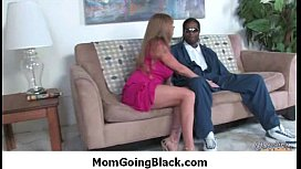 Mommy get fucked by monster cock black dude 8
