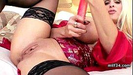 Horny MILF Slut