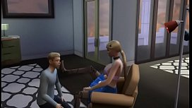 Horny Wife Drilled By Husband Sims 4