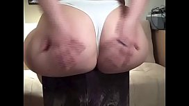 Thong PAWG Booty Tease Sexy Big Ass in Panties xvideos preview