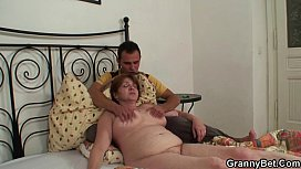 Hot sex with years old bitch