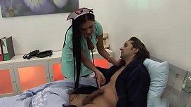 The best hospital fuck with nurse Marcee