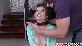 Teen Samantha Hayes is submissive