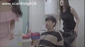 Korean Sex salon - for more video visit www.xcamhotgirl.tk
