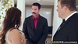 Brazzers - Real Wife Stories -  Its A Wonderful Sex Life scene starring Angela White and Charles Der sex image