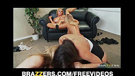 Business meeting turns into some hardcore office play xxx video