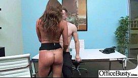 Hard Intercorse With (destiny dixon) Big Round Tits Slut Office Girl clip-14