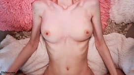 Redhead Sensual Blowjob Dick Lover and Pussy Fucking in Stockings