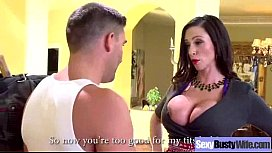 Sex Tape With Big Juggs Housewife (ariella ferrera) movie-05