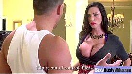 Sex Tape With Big Juggs Housewife (ariella ferrera) movie-05