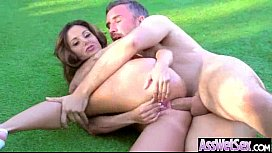 Anal Hardcore Sex With (ava addams) Girl With Big Oiled Huge Ass clip-06
