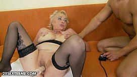 Granny gets fucked xvideos preview