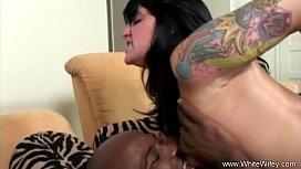 Tattoo Wifey Rides Her BBC