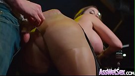 (Cathy Heaven) Luscious Girl With Round Big Ass In Hard Anal Sex movie-10 xxx video
