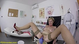 hairy 71 years old mom brutal pov fucked by her doctor