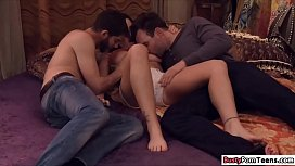 Karlie Grey having a fantastic threesome