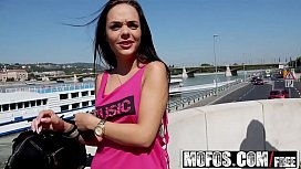 Mofos Public Pick Ups Forest Sex with Hot Hungarian starring Angelina Wild