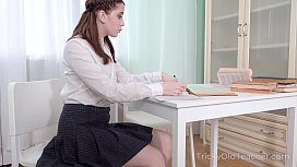 Tricky Old Teacher - Old teacher makes sexy student a spicy offer xvideos preview