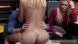 Hairy teen pussy riding first time A m. and playmate'_s d.