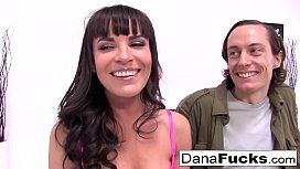 Dana gets ass fucked by big dick Owen for the first time