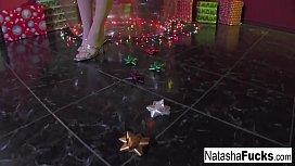Natasha Nice'_s Naughty Xmas Solo
