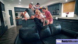 (Ryan Conner) Sexy Busty Mature Lady Love To Bang Hard On Camera video-21