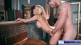 Slut Housewife (Alexis Fawx) With Big Round Juggs Love Sex Action mov-02