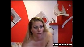 Fat And Dirty Blonde Cam Girl