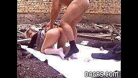 Outdoor anal session in Kracovia tubenn