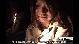 Subtitled Japanese ghost hunting masturbation mission hyrulefairy mfc