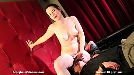 Housewife pisses in husband's friend's mouth. Golden Shower
