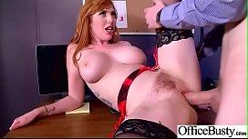Bigtits Horny Office Girl Lauren Phillips Like Hardcore Sex Action video