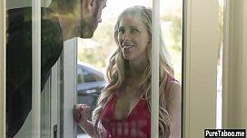 Busty latina MILF fucked by a cheating horny husband