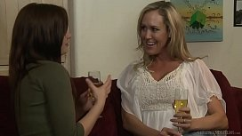 Hot lesbians Brandi Love and Jenna J Ross