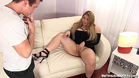 Curvy Asian BBW Arianny Gets Pounded Like Hell! image