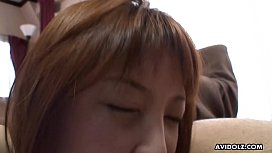Slobbering and spitting all over that hard cock