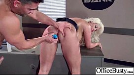 bridgette b Round Boobs Girl Bang Hard In Office video