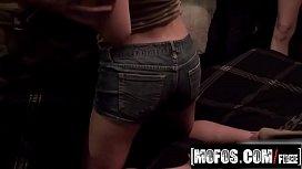 Swinging Amateur Buffet video starring Chloe Foster