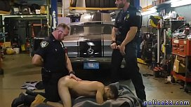 Gays sex toons cops and model nude male police men Get nailed by the