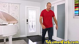 POKEMON FUCK! You must see this awesome scene!